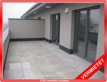 Neubau – Erstbezug! 3 – Zimmerwohnung mit Dachterrasse!, 67592 Flörsheim-Dalsheim, Etagenwohnung