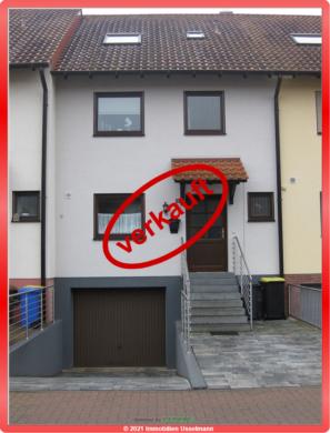 Reihenmittelhaus mit Garage in gepflegter Umgebung von Ruchheim!, 67071 Ludwigshafen, Einfamilienhaus
