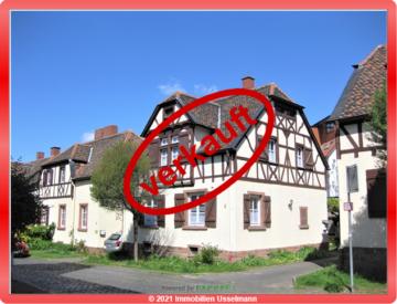 Seltene Gelegenheit! Haus mit Garten und Garage in Worms West!, 67549 Worms, Einfamilienhaus